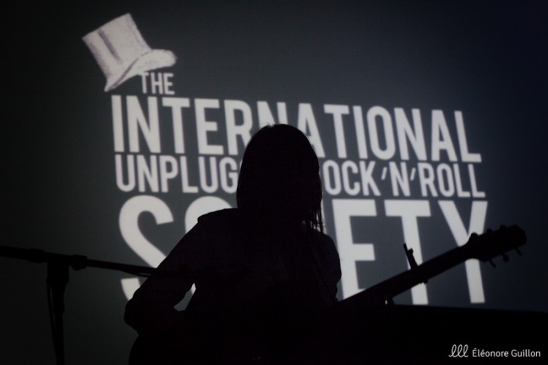 Concert de l'International Unplugged Rock'n'Roll Society