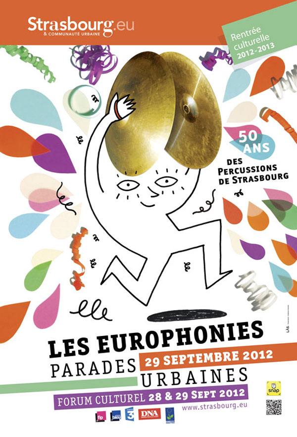 Europhonies parades urbaines