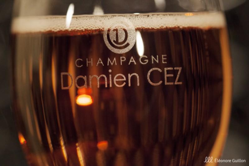 Damien Cez / Producteur de champagne