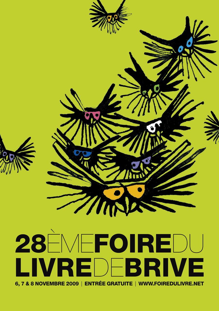 foire-livre-brive-oiseaux-eleonore-guillon