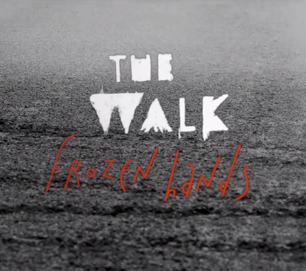 « Frozen Hands », 1er clip de The Walk