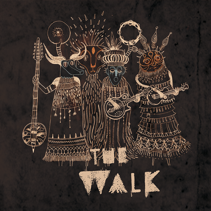 Album The Walk